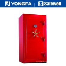 Safewell série G 1500mm Hight Gun Safe pour le club de tir