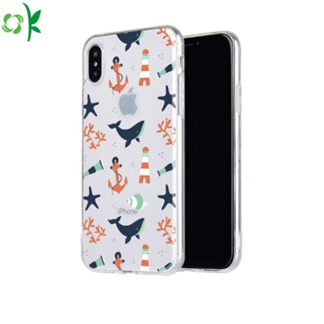 Custodia per cellulare PC con motivi animali ecologici per Iphone