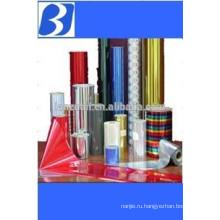 Металлический термотрансферные Пленки для сигареты, вино, косметики обертывание, Рождественские Подарочная коробка и подарочной упаковке
