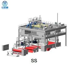 Machine de spunbond PP soufflé par fusion pour tissu non tissé Double S