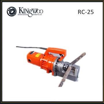 Cortador de barra de acero hidráulico de alta eficacia RC-25
