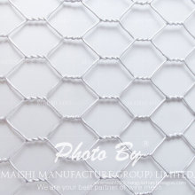 Galvanized / PVC Hexagonal Wire Mesh