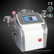 Cavitation Red Photon Tripolar RF ultrasonique machine à léger sous vide