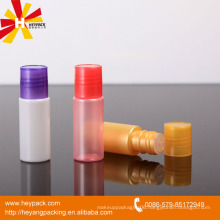 Popular 15ml cosmetic sample bottle for lotion