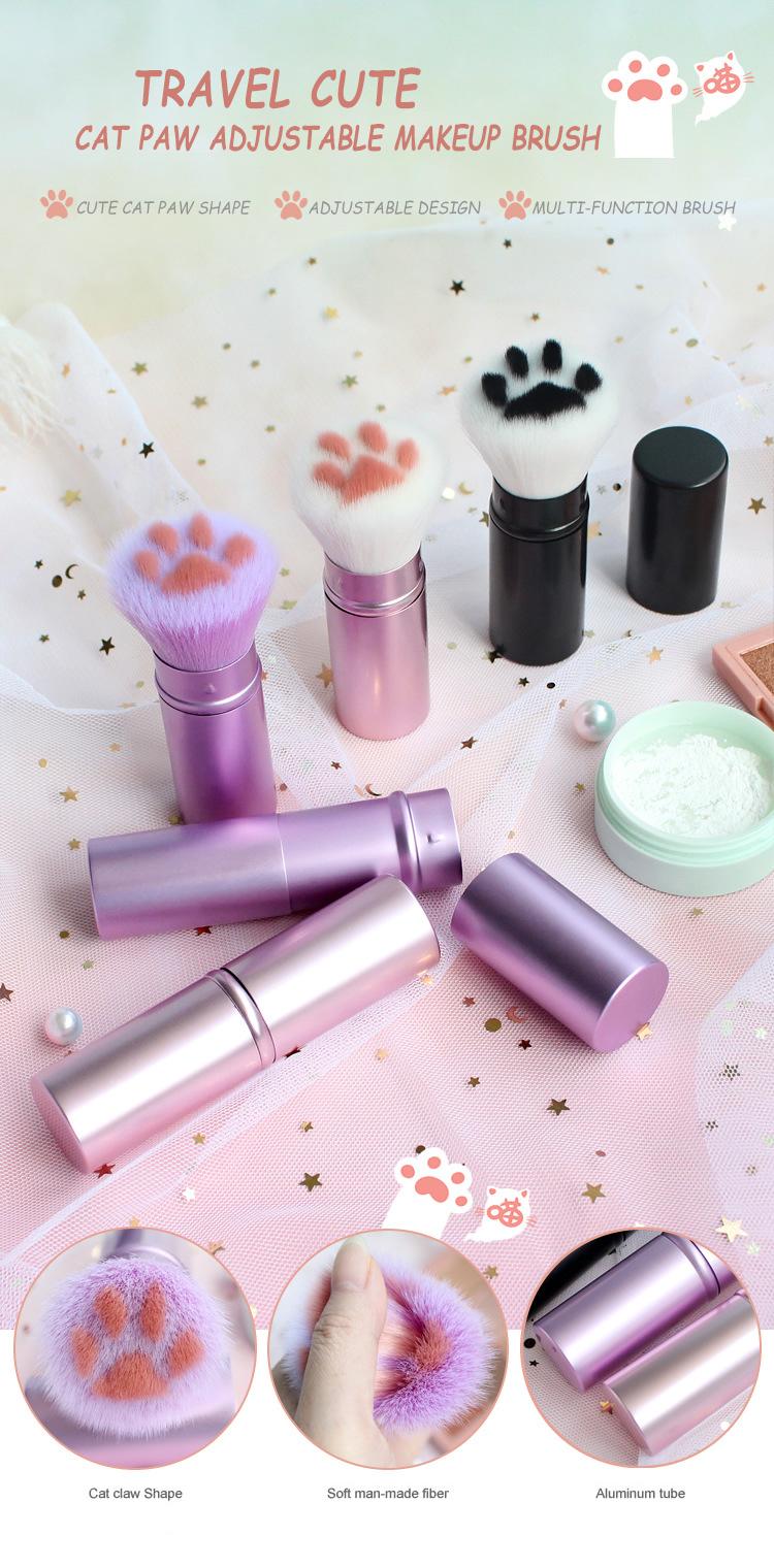 Cute Cat Paw Foundation Blush 1