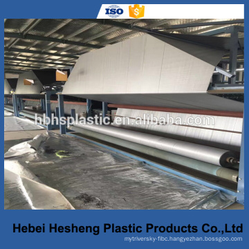 Waterproof feature Polyethylene fabric for FIBC bags