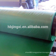 Green Natural Rubber Mat , Natural Rubber Floor , Natural Rubber Roll