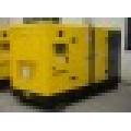 150kVA 50Гц 1500об / мин, CUMMINS комплект генератора двигателя дизеля Молчком сенью