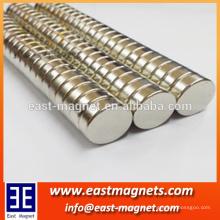 China starke dünne N52 Neodym-Magnet-Herstellung