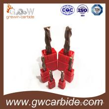 Carbide End Mills 4 Flutes HRC50