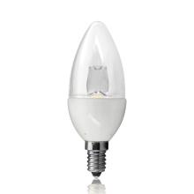 4.5W C42 lampe à bougie LED Dimmable pour éclairage intérieur