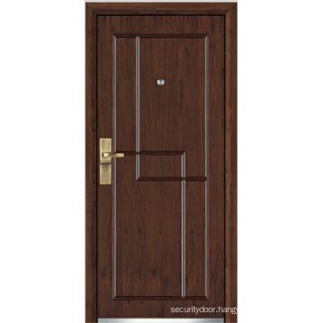 Steel Wooden Armored Door (YF-G9040)