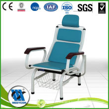 Adjustable infusion room iv infusion hospital reclining chair