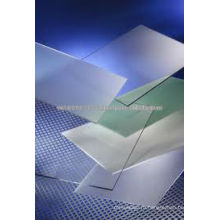 Прозрачный лист полистирола 1220 мм x 2440 мм