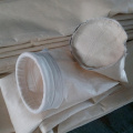 Nonwoven Needle Punched Filter Water and Oil Repellent PPS Dust Filter Bag for Industry