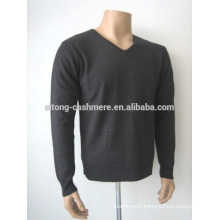 KNITTED CASHMERE SWEATER FOR MEN