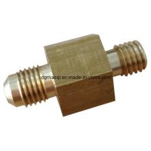 Componente del molde Proveedor y parte del torneado del CNC (MQ051)