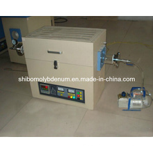 Tube-1200 Lab Vacuum Tube Furnace with a Vacuum Pump