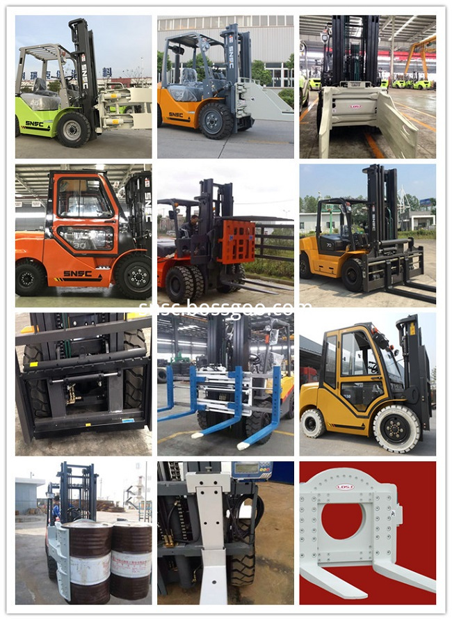 forklift clamp