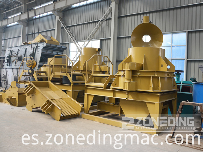 Stone Sand Making Plant