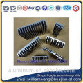 Perfil de aluminio para radiador de calefacción