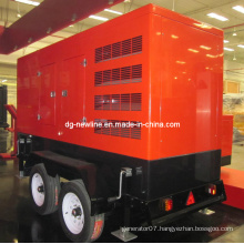 Trailer Type Diesel Generator Set (NPC200)