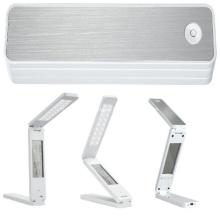 Promotional Folding Desk Light W/ LCD Screen