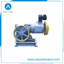 AC2 Geared Traction Machine, Elevator Machine, Elevator Parts (OS111-YJF120WL)