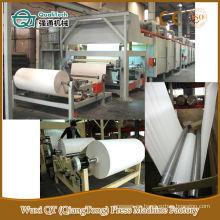 Máquina decorativa de la línea de la impregnación del papel kraft de la melamina