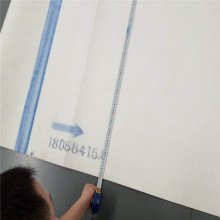 Single layer pickup felt for paper making