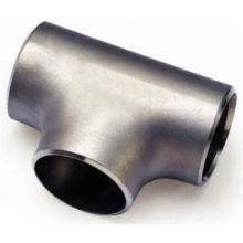 Instalación de tubería de acero inoxidable / codo de 90 grados