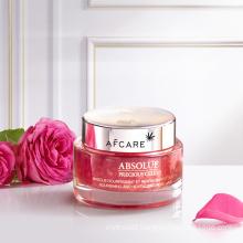 OEM Anti Aging Collagen Rose Hyaluronic Acid Soft Mask Powder Face Rose Mask