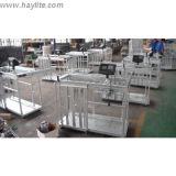 sheep weighing  crate