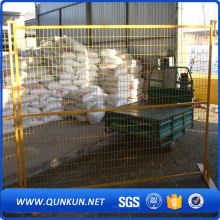 Good quality Temporary Fence Used Construction Site