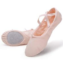 Ballet Slippers Canvas Dance Shoes for Girls Gymnastics Yoga Flats Toddler/Little/Big Kid/Women