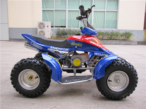 49cc 2 Stroke Pull Start Kids Quad Bike