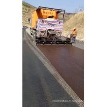 Scellant de boue d'asphalte émulsifié modifié de haute qualité