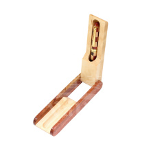 Grid Wooden Pens with Wooden Box Special Design Wooden Items