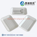 Anti static operating room clinic instrument tray