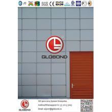 Globond Plus PVDF Aluminum Composite Panel (PF120)