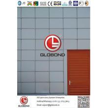 Painel composto de alumínio Globond Plus PVDF (PF120)