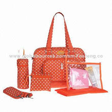 Mummy Bags, Specially for Mom and Baby, Used to Hold Diaper and Bottle in Bag