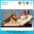 New Style Rattan Outdoor Rattan Outdoor Furniture Sunbed