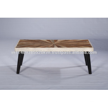 High Quality Wooden Modern Coffee Table