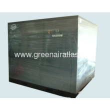 GREENAIR ATLAS SCREW AIR COMPRESSOR GA200W