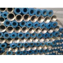 Tubulação de aço rosqueada galvanizada com sua exigência