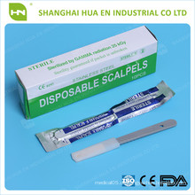 Einweg-Skalpelle scharfe Stilqualität CE ISO FDA in China