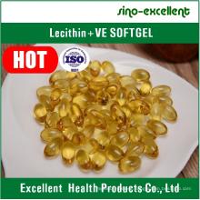 Lecithin + Vitamin E Softgel/soft capsule