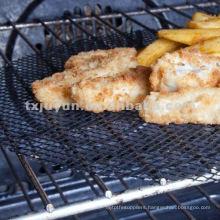 PTFE Coated Fiberglass Food Grade Grill Mesh