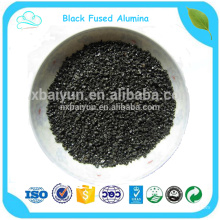 Abrasive Black Fused Alumina für das Polieren von SchleifwerkzeugAbrasive Black Fused Alumina für das Polieren von Schleifwerkzeug